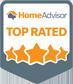 Home Advisor Top Rated Badge